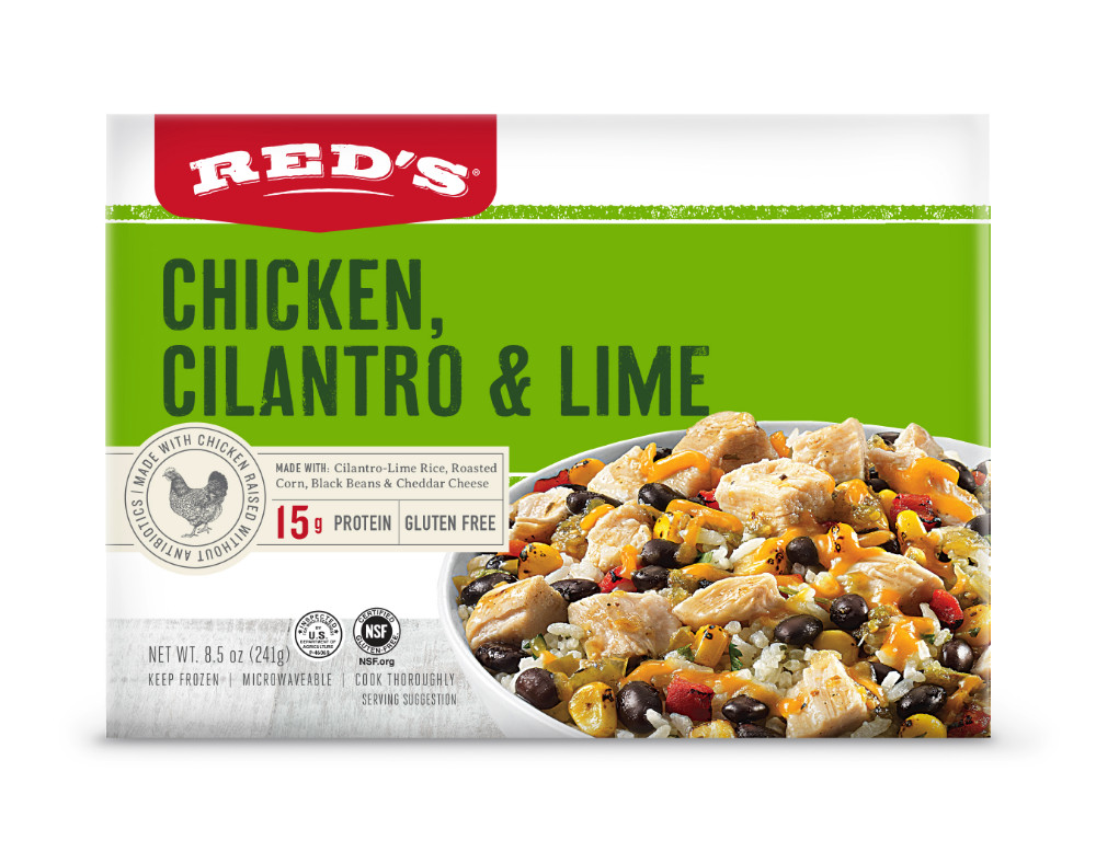 Red's Chicken, Cilantro & Lime Bowl