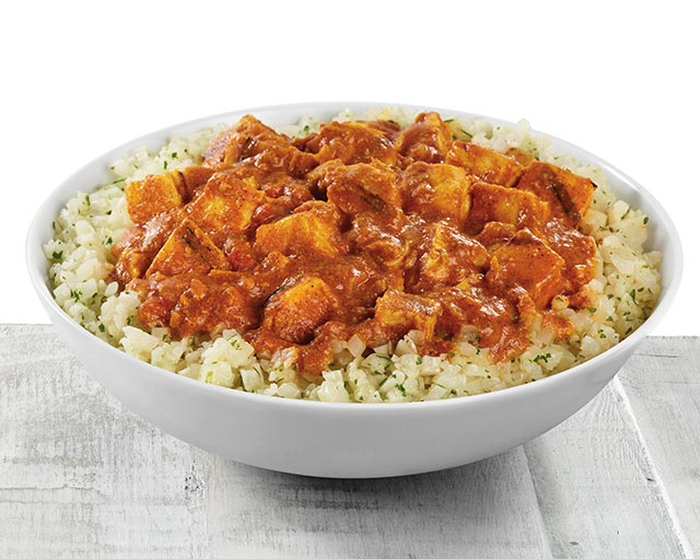 Red's Riced Cauliflower Chicken Tikka Masala