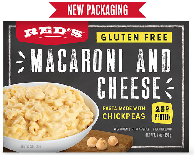 Red's MacnCheese Entree