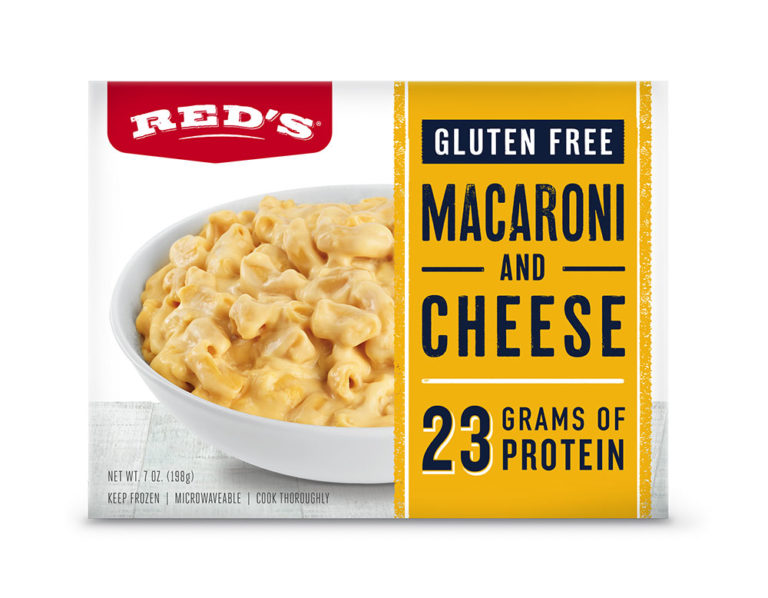 Red's Gluten Free Macaroni and Cheese